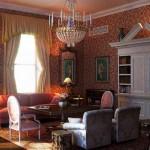 Klasik tasarımlarla salon dekorasyonu