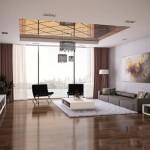 Modern dizaynlarla salon dekorasyon örnekleri
