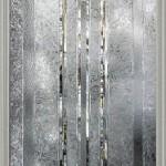 Modern ve şık cam kapı modeli