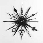 Modern ve dekoratif italyan tasarım duvar saati